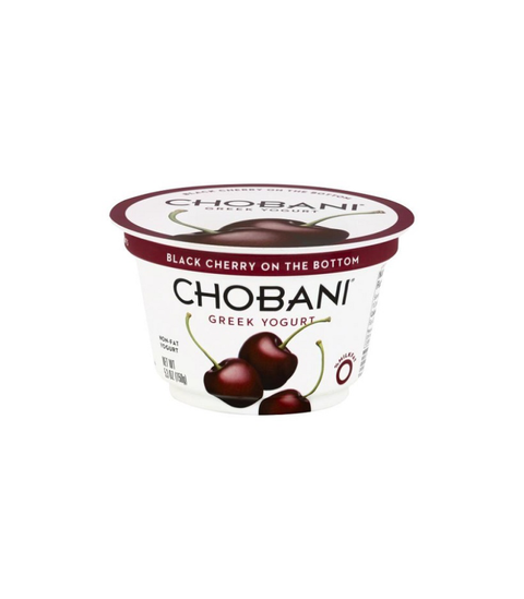 Chobani Greek Yogurt - Pink Dot
