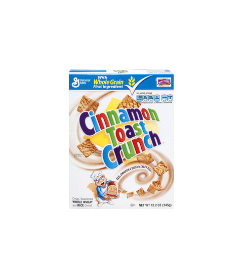 Cinnamon Toast Crunch - Pink Dot