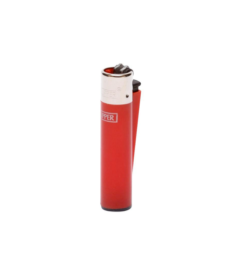 Clipper Lighter - Pink Dot