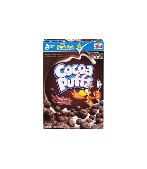 Cocoa Puffs - Pink Dot