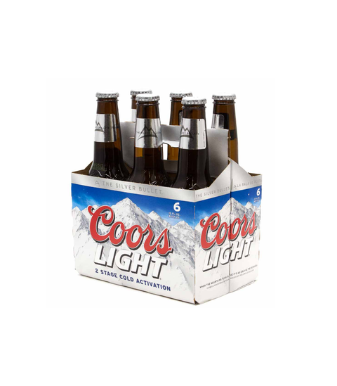 Coors Light - Pink Dot
