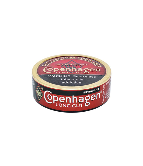 Copenhagen Chewing Tobacco - Pink Dot