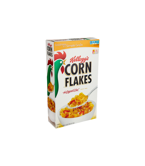 Corn Flakes - Pink Dot