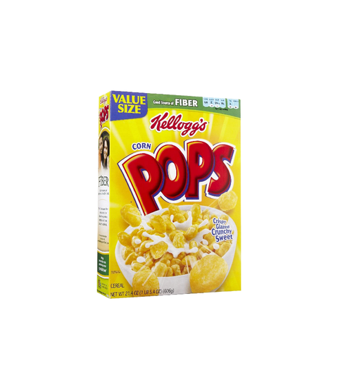 Kellogg's Corn Pops Cereal - Pink Dot