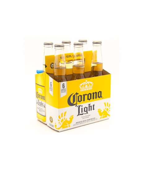 Corona Light - Pink Dot