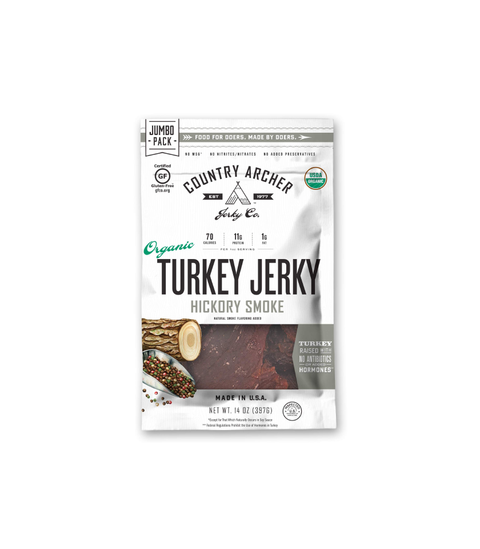 Country Archer Jerky - Pink Dot