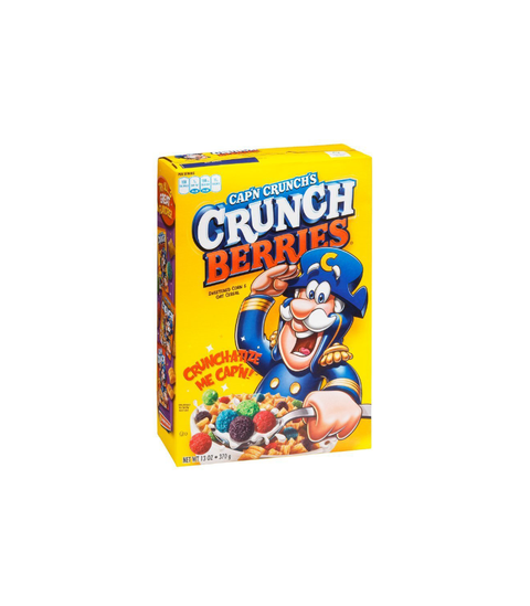 Crunch Berries 13oz - Pink Dot