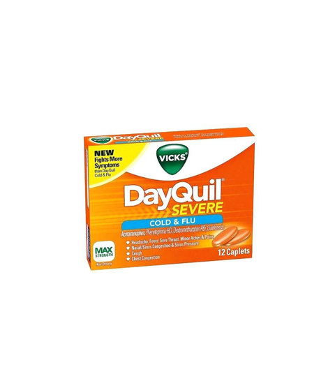 DayQuil - Pink Dot