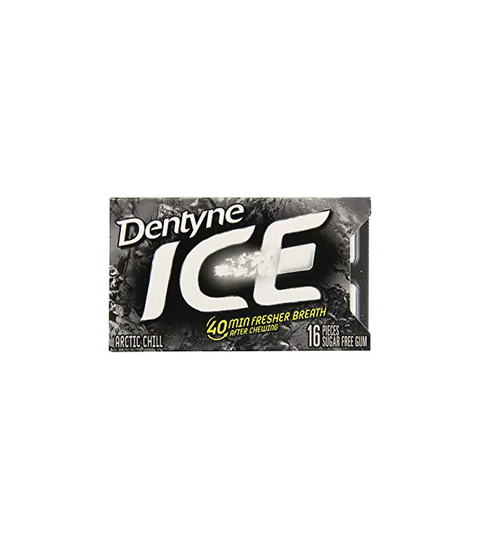 Dentyne Ice Gum - Pink Dot