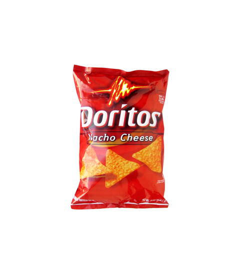 Doritos - Nacho Cheese - Pink Dot