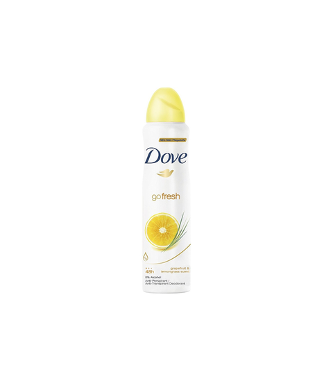 Dove Anti-Perspirant Deodorant Spray - Pink Dot