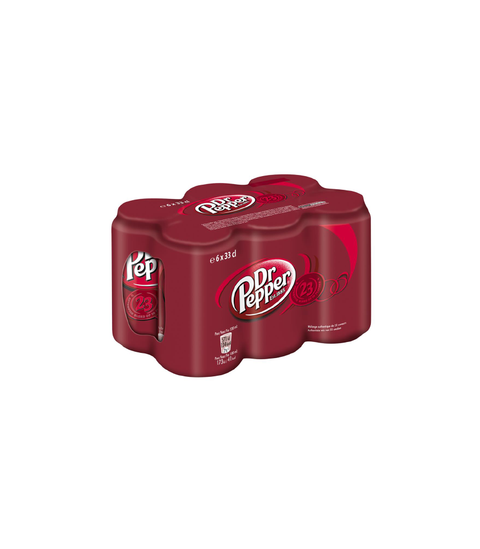 Dr. Pepper - Pink Dot