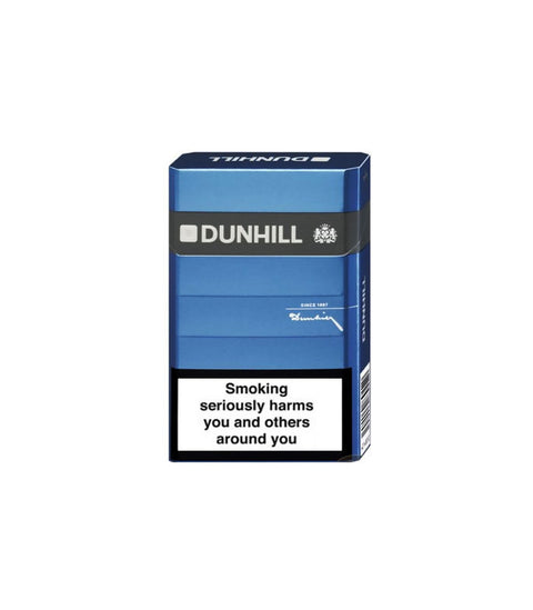 Dunhill Blue Cigarettes - Pink Dot