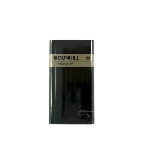 Dunhill Fine Cut Black Cigarettes - Pink Dot