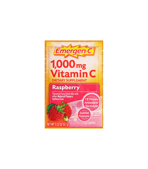 Emergen-C Vitamin Packet - Pink Dot