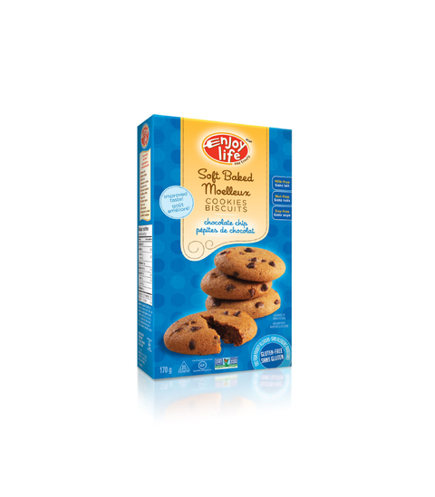 Enjoy Life Gluten Free Cookies - Pink Dot