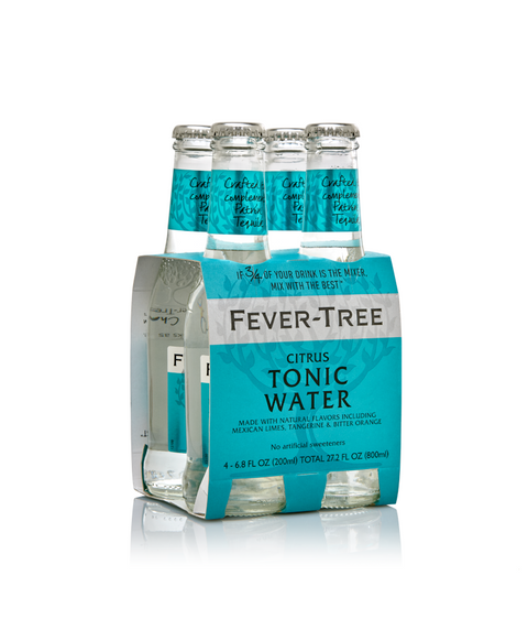 Fever-Tree - Citrus Tonic Water