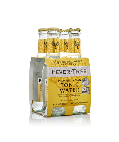 Fever-Tree - Premium Indian Tonic Water