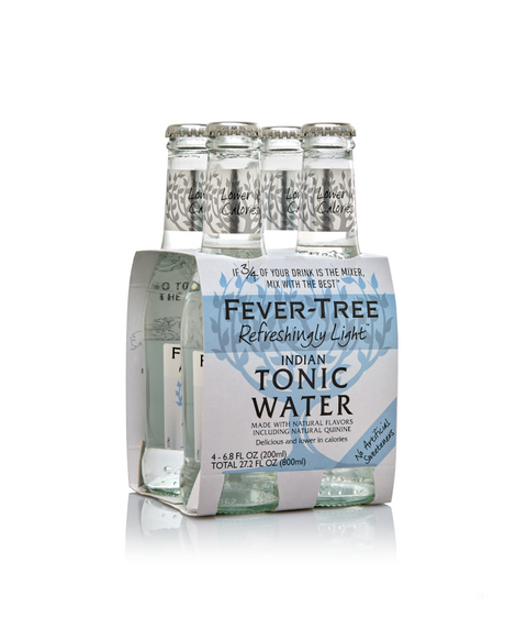 Fever-Tree - Refreshingly Light Premium Indian Tonic Water