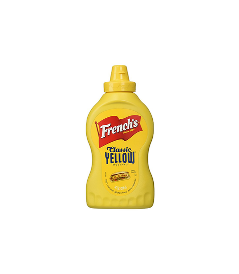 French's Mustard - Pink Dot