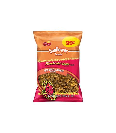 Frito Lay Sunflower Seeds - Pink Dot