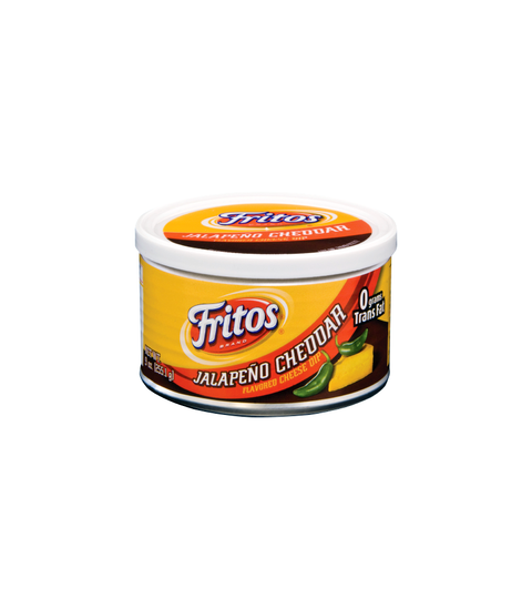 Fritos - Jalapeno Cheddar Cheese Dip (9oz) - Pink Dot