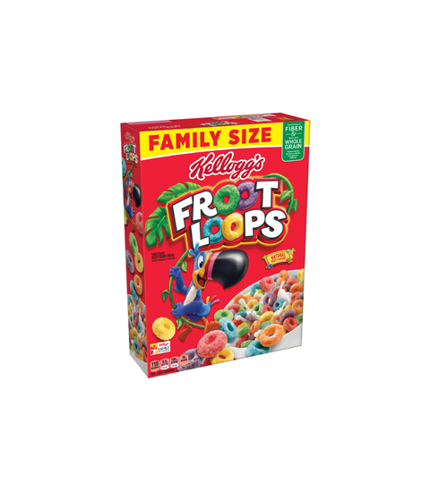 Froot Loops - Pink Dot