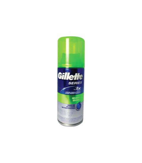 Gillette Series 3x 70g - Pink Dot