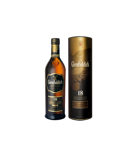 Glenfiddich 18 - Pink Dot