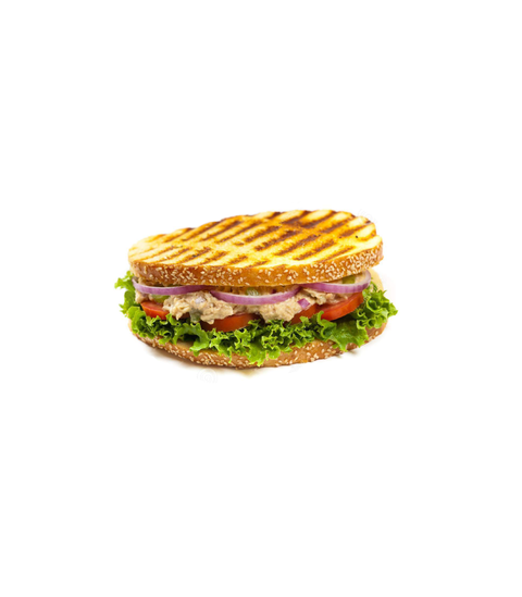Grilled Tuna Panini Special