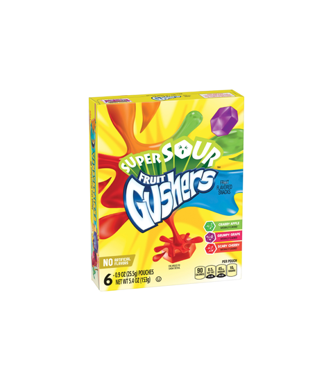 Gushers Strawberry - Pink Dot