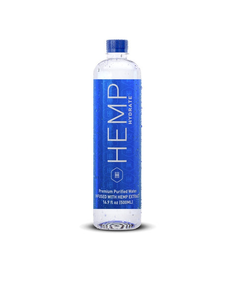 Hemp Hydrate Water