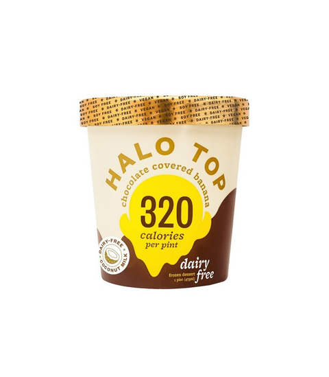Halo Top Ice Cream - Pink Dot