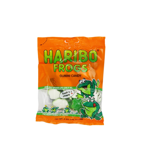 Haribo Frogs - Pink Dot