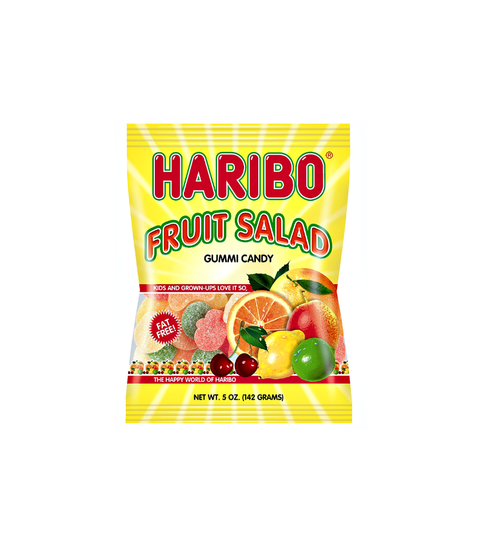 Haribo Fruit Salad - Pink Dot