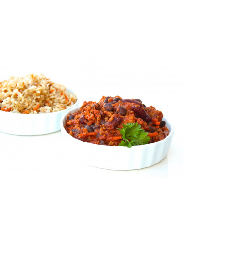 Rocket Fresh Meals - Hearty Turkey Chili - Pink Dot