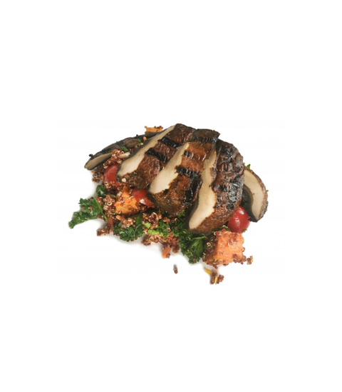 Rocket Fresh Meals - Portobello Quinoa - Pink Dot