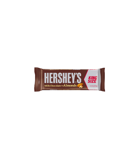 Hershey's Almonds King - Pink Dot