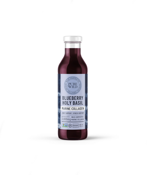 Pure Wild - Blueberry Holy Basil