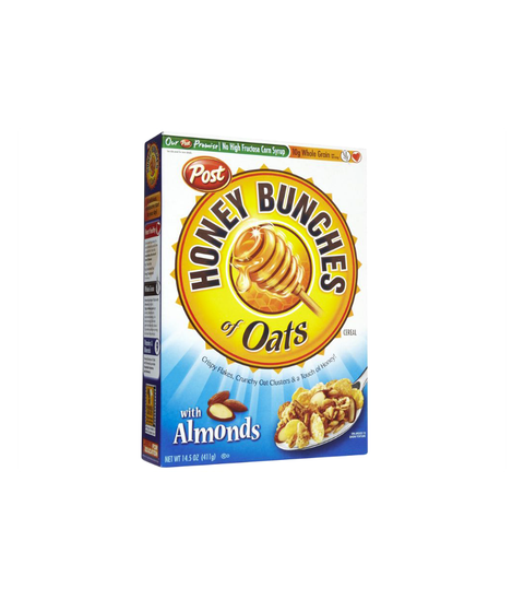 Honey Bunches of Oats (Almonds) - Pink Dot