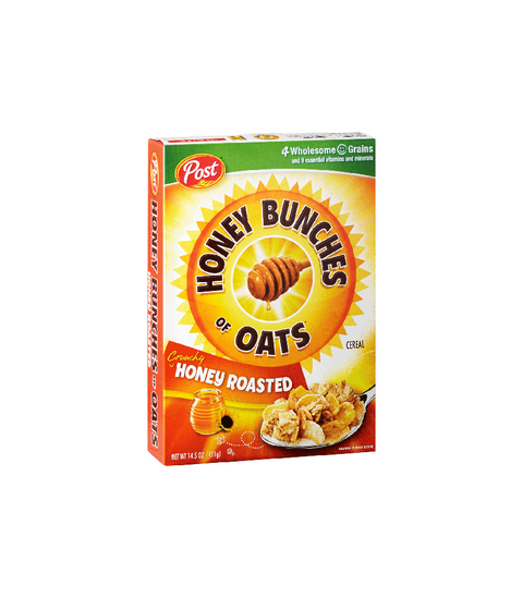 Honey Bunches of Oats (Honey Roast) - Pink Dot