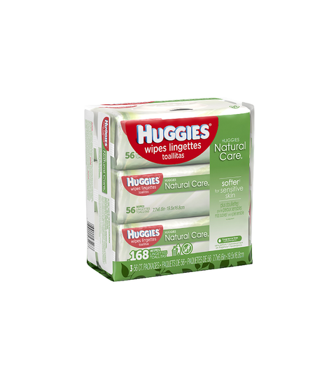 Huggies - Pink Dot