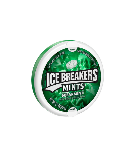 Ice Breakers Mints - Pink Dot