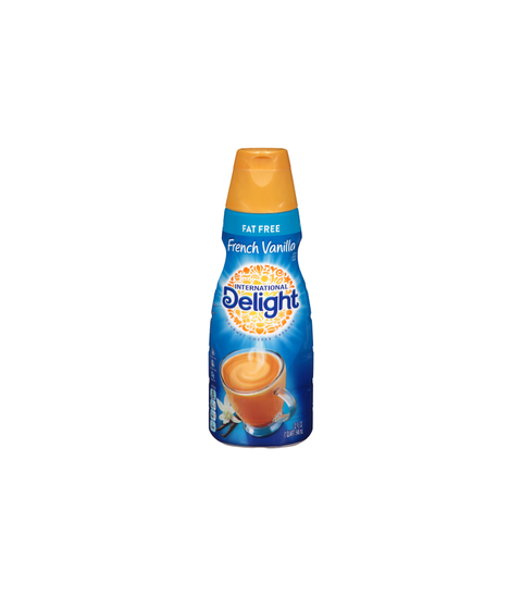 International Delight Creamer - Pink Dot