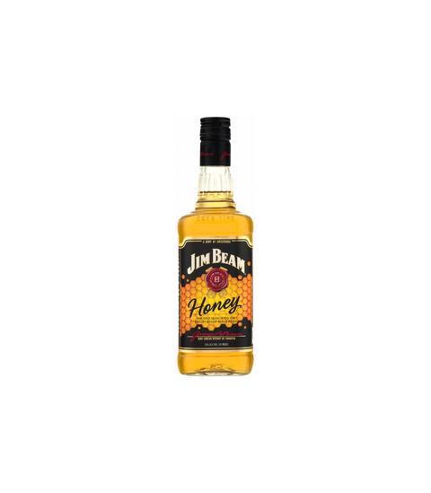 Jim Beam Honey - Pink Dot