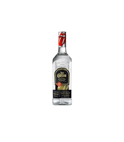 Jose Cuervo Rolling Stones Silver - Pink Dot