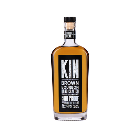 KIN Brown Bourbon Whiskey