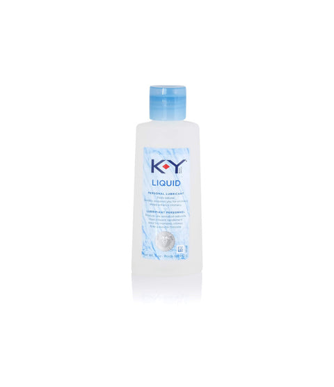 Ky Jelly Lubricant 2oz - Pink Dot