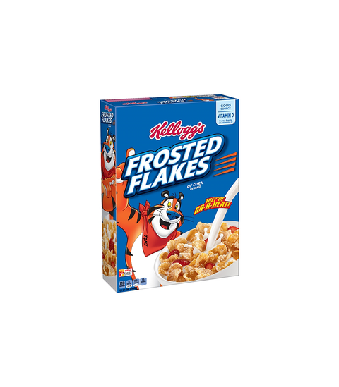 Kellogg's Frosted Flakes - Pink Dot