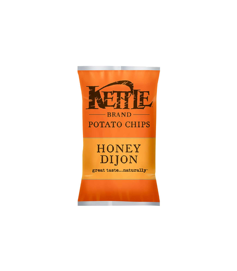 Kettle Chips - Pink Dot